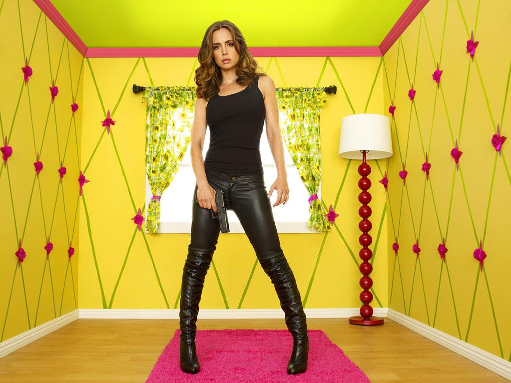 """Fox officially canceled """"<a href=""""/dollhouse/show/42787"""">Dollhouse</a>"""" during its second season in November 2009, although the show's final three episodes aired in January 2010."""