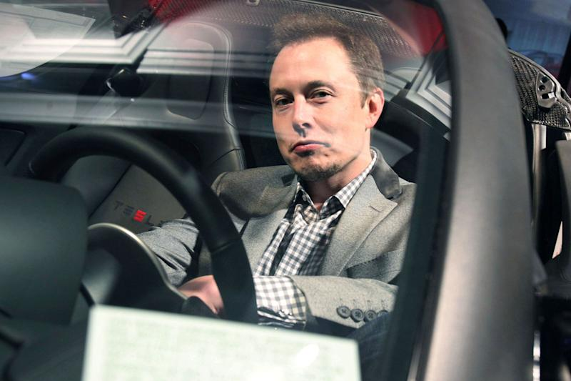 Elon Musk: Tesla will have all its self-driving car features by the