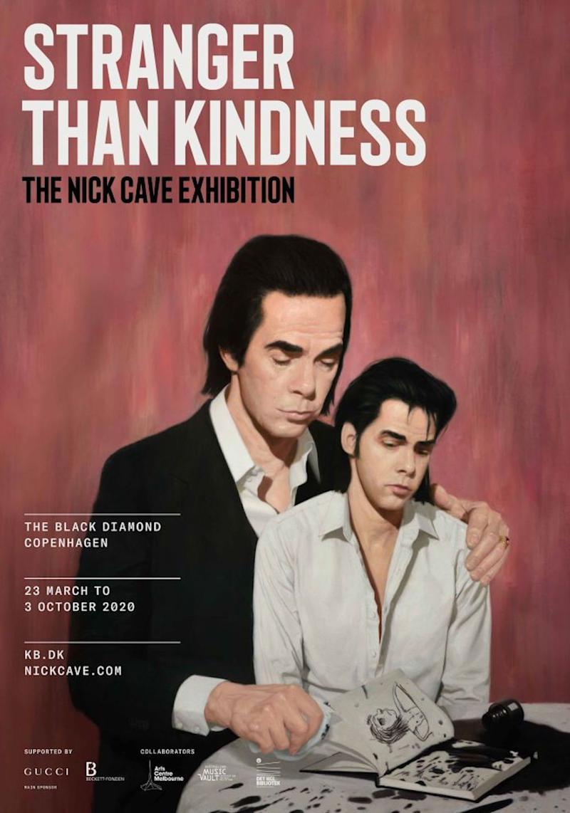 nick cave exhibition stranger kindness copenhagen Nick Cave announces illustrated autobiography Stranger Than Kindness
