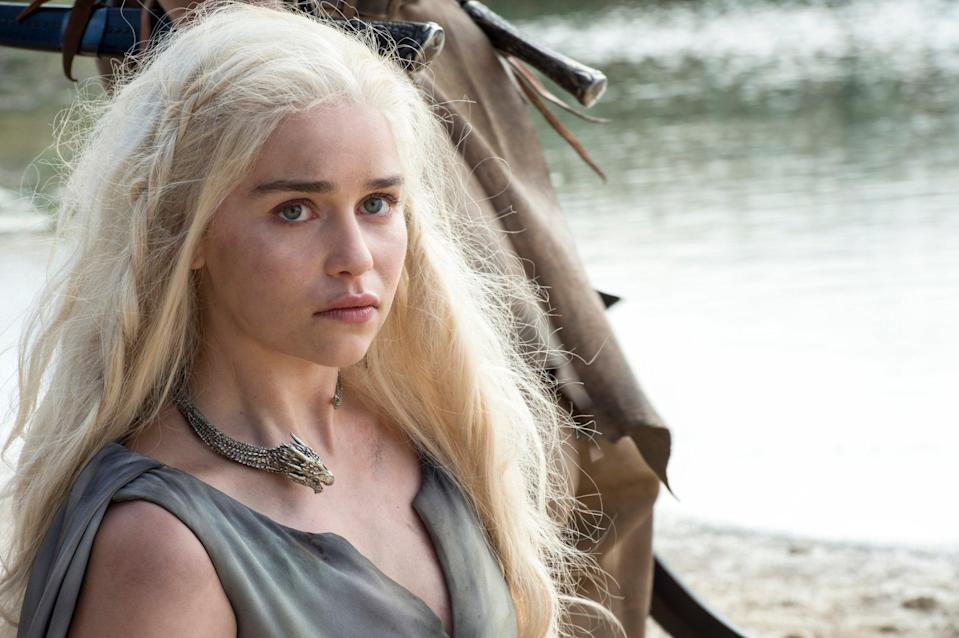 Daenerys in Game of Thrones (HBO)