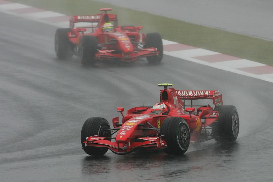 AS70: The ups and downs of Raikkonen's '07 title win