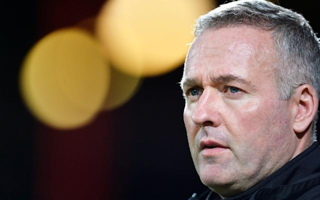 Paul Lambert stands to earn £1million if he can help Stoke avoid the drop - Getty Images Europe