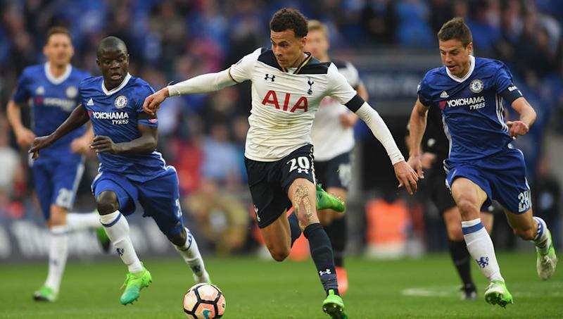 Five of Last Six Players to Win PFA Young Player of the Year Have Featured for Tottenham