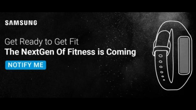The Galaxy Fit and Galaxy Fit e wearables were first unveiled at the Galaxy Unpacked 2019 event in February. They are now set to launch in India soon as per a teaser on Flipkart.