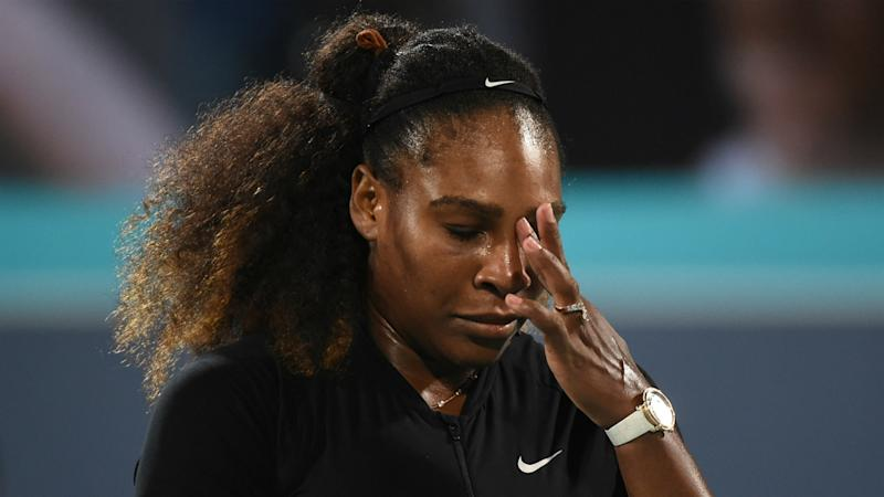 Serena Williams: I almost died after giving birth