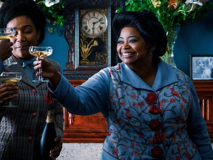 """Self Made: Inspired by The Life of Madam C.J. Walker"" stars Octavia Spencer."