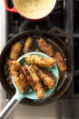"""<p>Gravy. Dipping. Sauce.</p><p>Get the recipe from <a href=""""https://www.delish.com/cooking/recipes/a52489/chicken-fried-steak-fingers-recipe/"""" rel=""""nofollow noopener"""" target=""""_blank"""" data-ylk=""""slk:Delish"""" class=""""link rapid-noclick-resp"""">Delish</a>.</p>"""