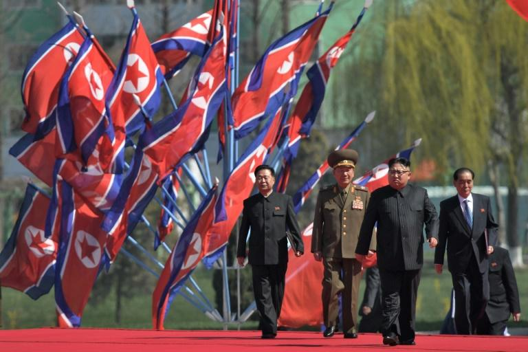 Foreign journalists in North Korea told to prepare for 'big' event