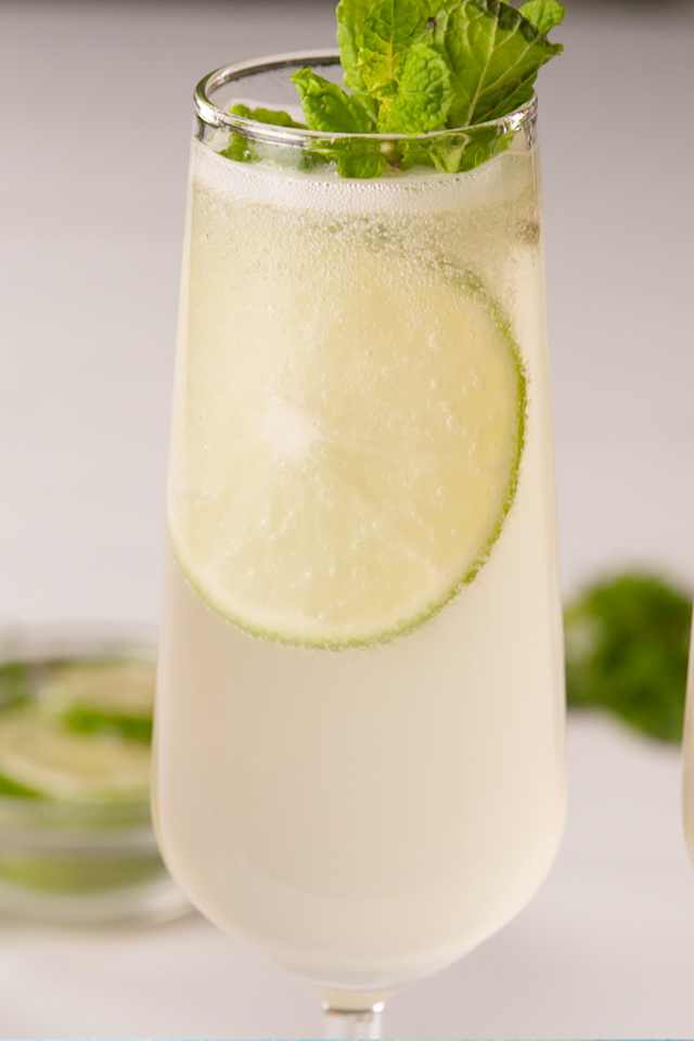 """<p>Give your Moscow mule a mimosa twist.</p><p>Get the recipe from <a rel=""""nofollow"""" href=""""https://www.delish.com/cooking/recipe-ideas/a19425422/champagne-mules-recipe/"""">Delish</a>.</p><p><a rel=""""nofollow"""" href=""""https://drizly.com/mionetto-prosecco-brut/p1670?"""">BUY NOW</a> Prosecco, 6;14<br></p>"""