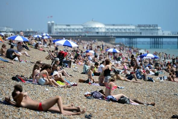 UK weather: Heatwave to make August the hottest on record