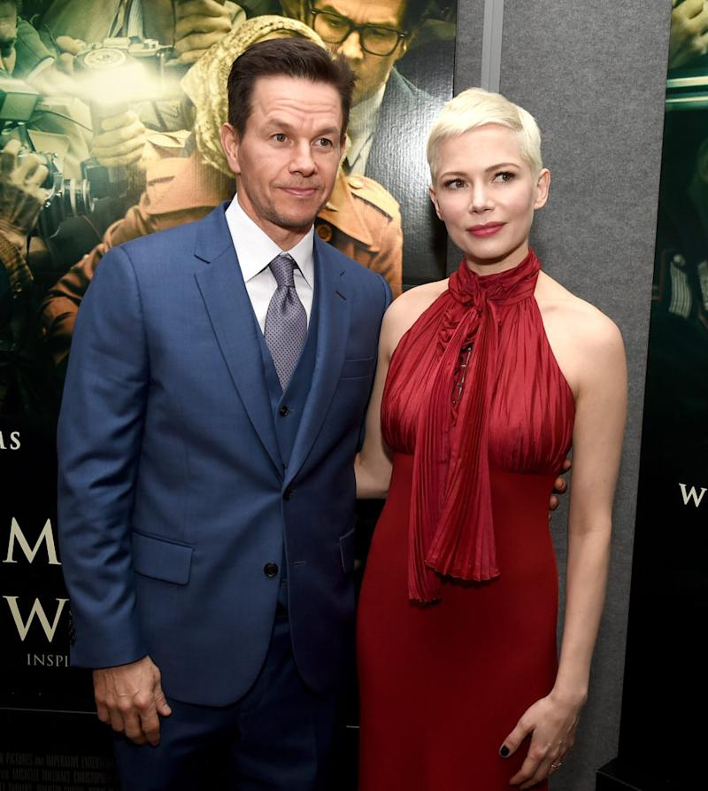 """Mark Wahlberg outright refused to reshoot """"All the Money in the World"""" unless he got *millions*"""