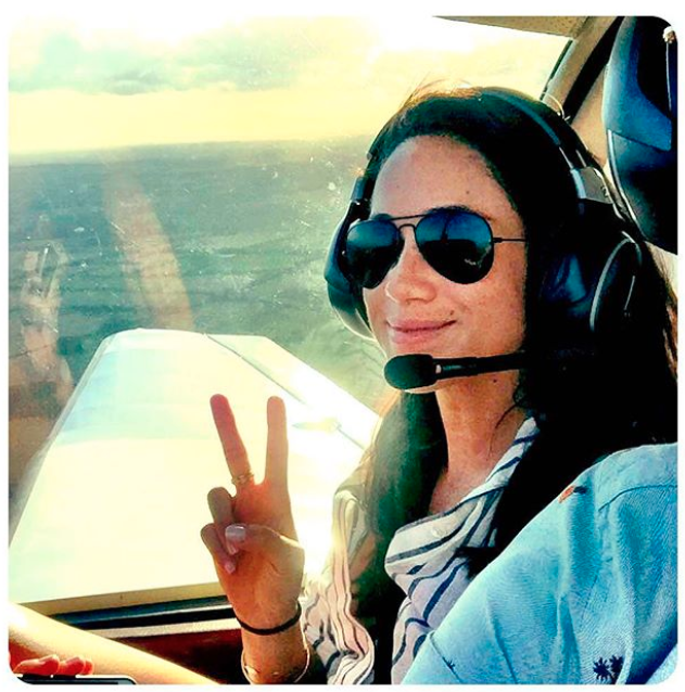 Meghan Markle will be banned from taking selfies. Photo: Instagram