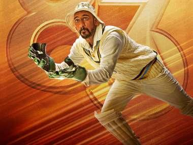 83: First character poster of Sahil Khattar as wicket-keeper Syed Kirmani unveiled