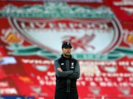 Klopp will not allow such a drop-off to materialise (PA)