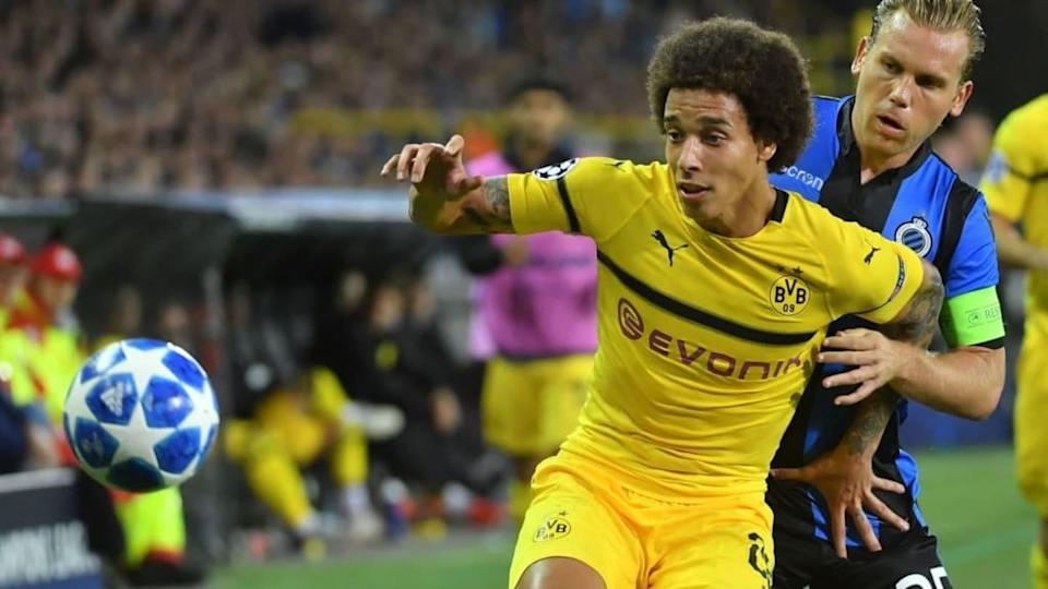 Witsel | EMMANUEL DUNAND/Getty Images