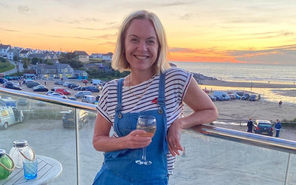 Mariella Frostrup: 'Until recently, a woman admitting to menopause was tantamount to saying you were now going into retirement as a sexual being'