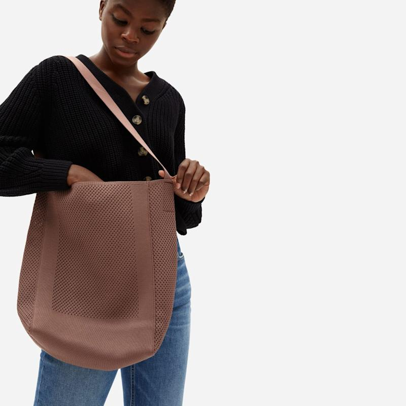 Everlane's new Do-It-All Tote comes in three colours.