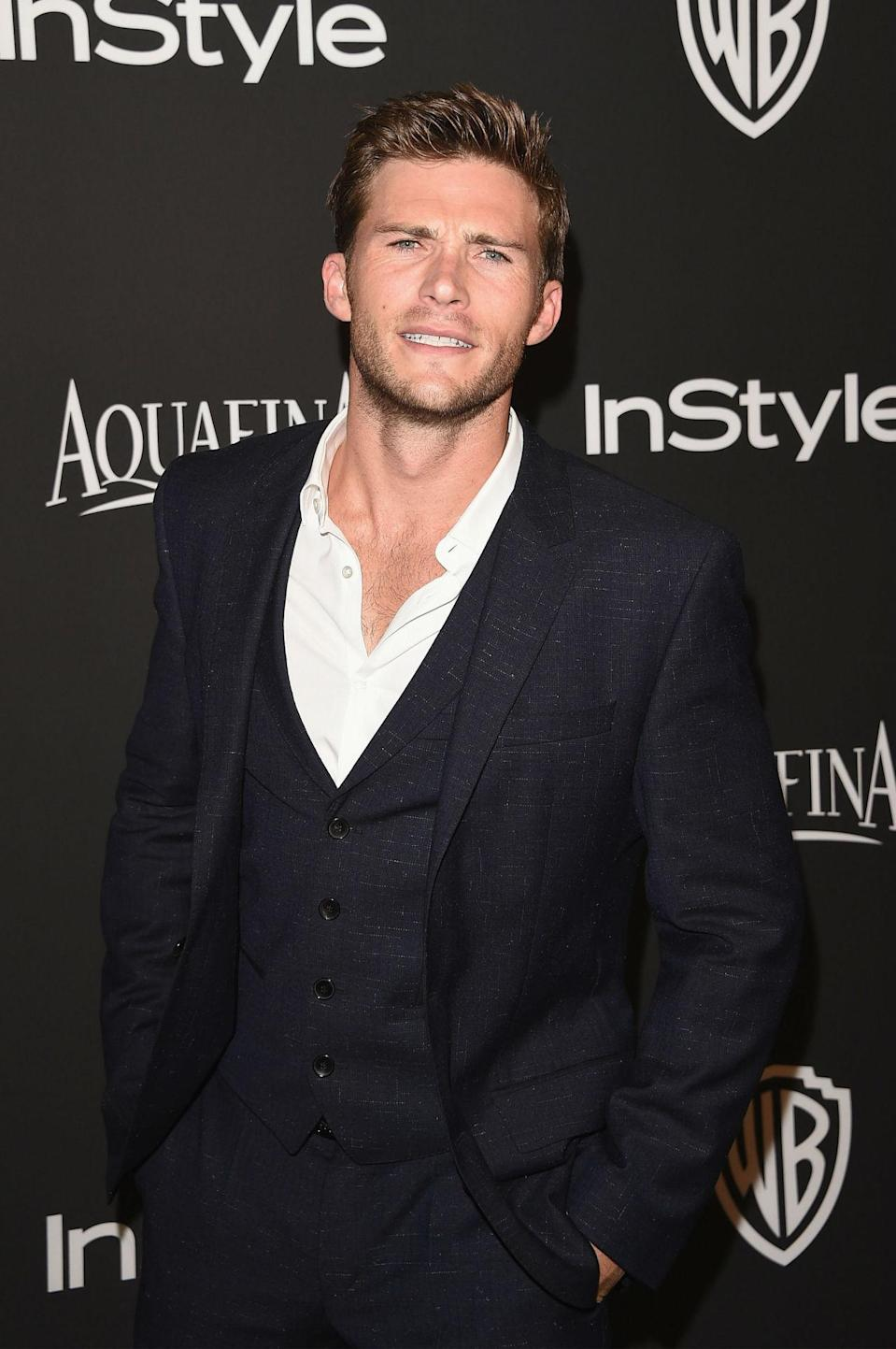 Tiene ocho hijos de cinco mujeres diferentes, pero hay uno que no solo ha seguido sus pasos, sino que parece su doble: Scott Eastwood. El próximo mes de agosto le podremos ver en 'Escuadrón Suicida' ('Suicide Squad'). (Foto: Jason Merritt / Getty Images Entertainment / Getty Images).