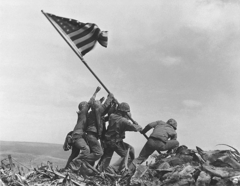 Original Iwo Jima monument coming to NYC auction