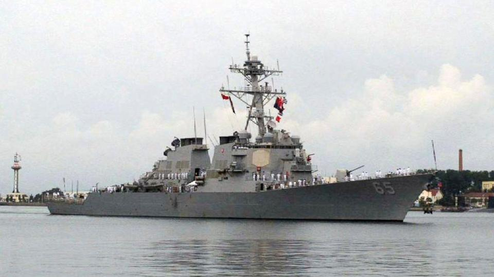 US warship collides with Japanese tug boat, latest mishap for the Navy's 7th Fleet (ABC News)