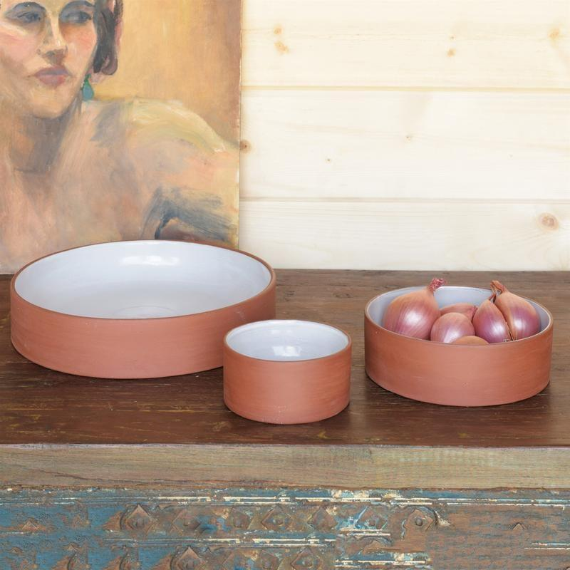 "<p>This <a href=""https://www.popsugar.com/buy/Jungalow-Terracotta-Bowl-584977?p_name=Jungalow%20Terracotta%20Bowl&retailer=jungalow.com&pid=584977&price=35&evar1=casa%3Aus&evar9=45784601&evar98=https%3A%2F%2Fwww.popsugar.com%2Fhome%2Fphoto-gallery%2F45784601%2Fimage%2F47575742%2FJungalow-Terracotta-Bowl&list1=shopping%2Cproducts%20under%20%2450%2Cdecor%20inspiration%2Caffordable%20shopping%2Chome%20shopping&prop13=api&pdata=1"" class=""link rapid-noclick-resp"" rel=""nofollow noopener"" target=""_blank"" data-ylk=""slk:Jungalow Terracotta Bowl"">Jungalow Terracotta Bowl</a> ($35) is cute for fruit.</p>"
