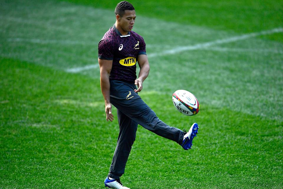 Cheslin Kolbe will make his return to international rugby (Getty Images)