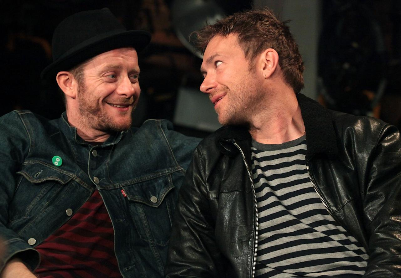 #TBT: That Time Gorillaz' Damon Albarn and Jamie Hewlett Predicted the Future