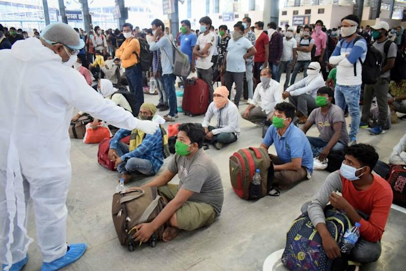 Day After Curbs Eased, India Sees World's Highest Single-day Rise With Nearly 79k New Covid-19 Cases
