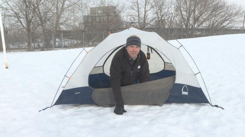 Ottawa welcomes urban campers for Canada's 150th — but it'll cost you