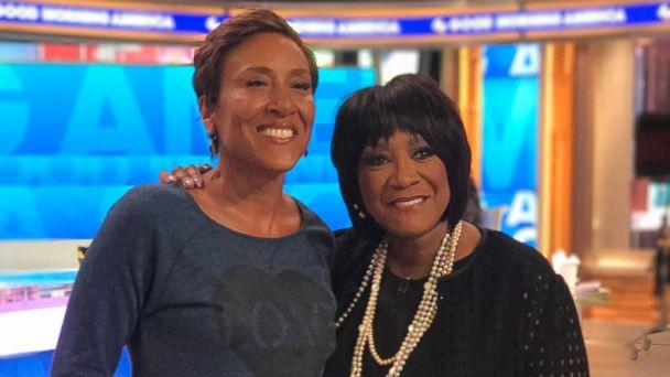 PHOTO: Music icon Patti LaBelle opened up to Robin Roberts in an episode of season 2 of her podcast, 'Everybody's Got Something.' (Gabriel Kerr/ABC News)