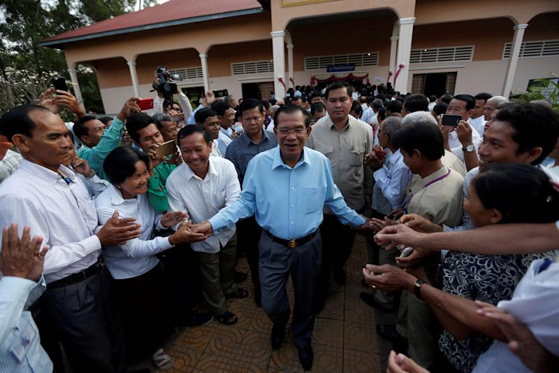 Cambodia's Ruling Party Just Held Senate Elections. It Won ...