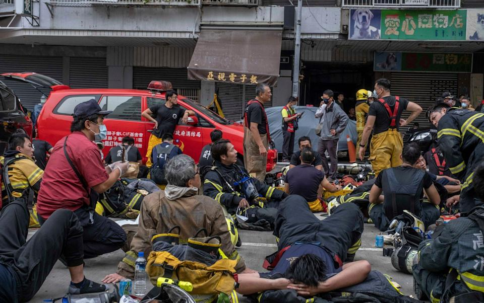Additional deaths are feared - Getty Images AsiaPac