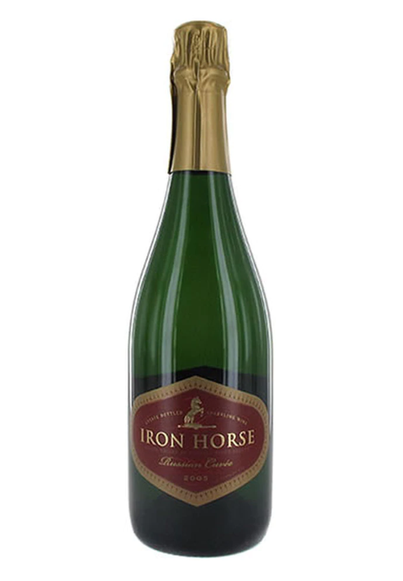 "<p><strong>Iron Horse</strong></p><p>shopwinedirect.com</p><p><strong>$41.98</strong></p><p><a href=""https://www.shopwinedirect.com/iron-horse-russian-cuvee-2014.html"" target=""_blank"">Shop Now</a></p><p>Wines points out that Thanksgiving dinner really starts with the prep, even for those who are just <a href=""https://www.goodhousekeeping.com/holidays/thanksgiving-ideas/g1379/make-ahead-thanksgiving-appetizers/"" target=""_blank"">eating appetizers</a> and offering moral support. For the pre-game, the sommelier likes sparkling wines like this one from Iron Horse. ""I recommend starting with something with a little bit more acidity, like champagne or sparkling wine. Something that's nice and bright with lots of acidity to get your mouth watering and make you hungry to start the evening festivities,"" she says.<br></p>"