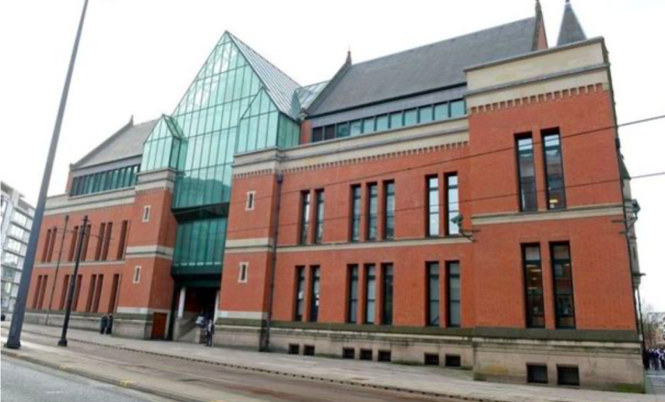 Gail Anne Cotton was jailed for three years at Minshull Street Crown Court. (Reach)