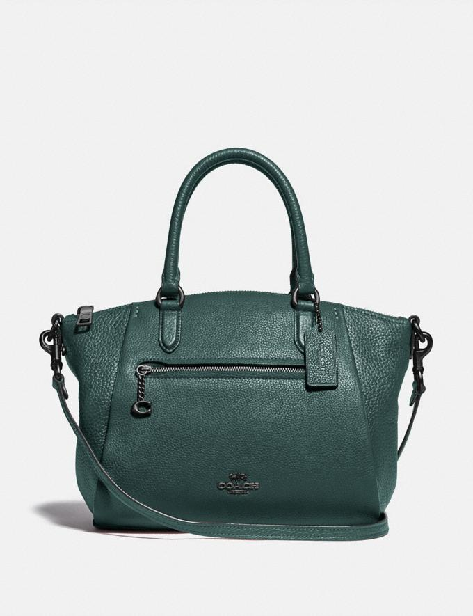Elise Colorblock Satchel - Coach, $148 (originally $295)