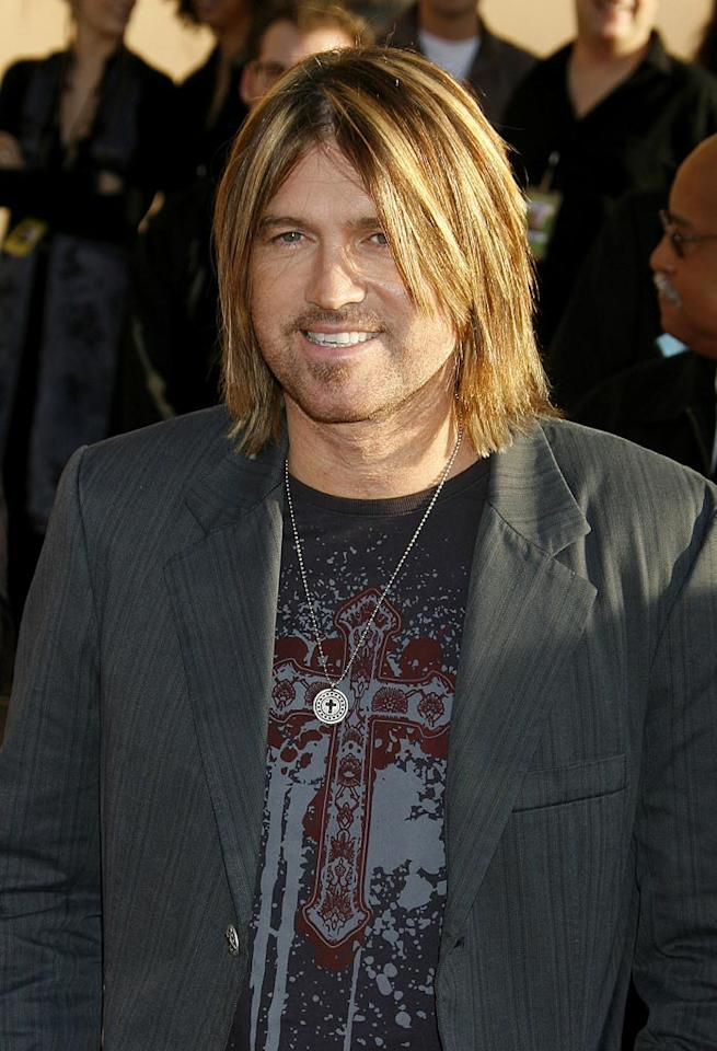 "<a href=""/billy-cyrus/contributor/304519"">Billy Ray Cyrus</a> - Singer/songwriter/actor and star of Disney Channel's hit series ""Hannah Montana,"" Cyrus will partner with Season Threeís finalist, Karina Smirnoff, who returns for her second season. Cyrus first entered the public  spotlight with his hit song ""Achy Breaky Heart."" His other acting credits include the feature film ""Mulholland Drive"" and the starring role in the series ""Doc."""