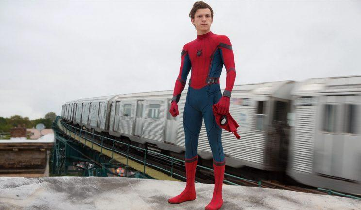 Spider-Man still got some cool shots, though - Credit: Sony