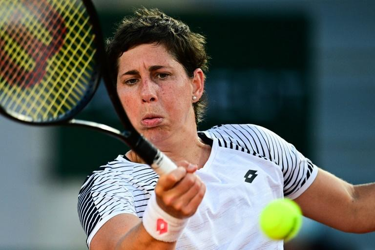 Fighter, on and off the court: Spain's Carla Suarez Navarro