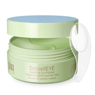 <p>Give your loved one's eyes some TLC with the <span>Pixi DetoxifEYE Facial Treatment</span> ($24).</p>