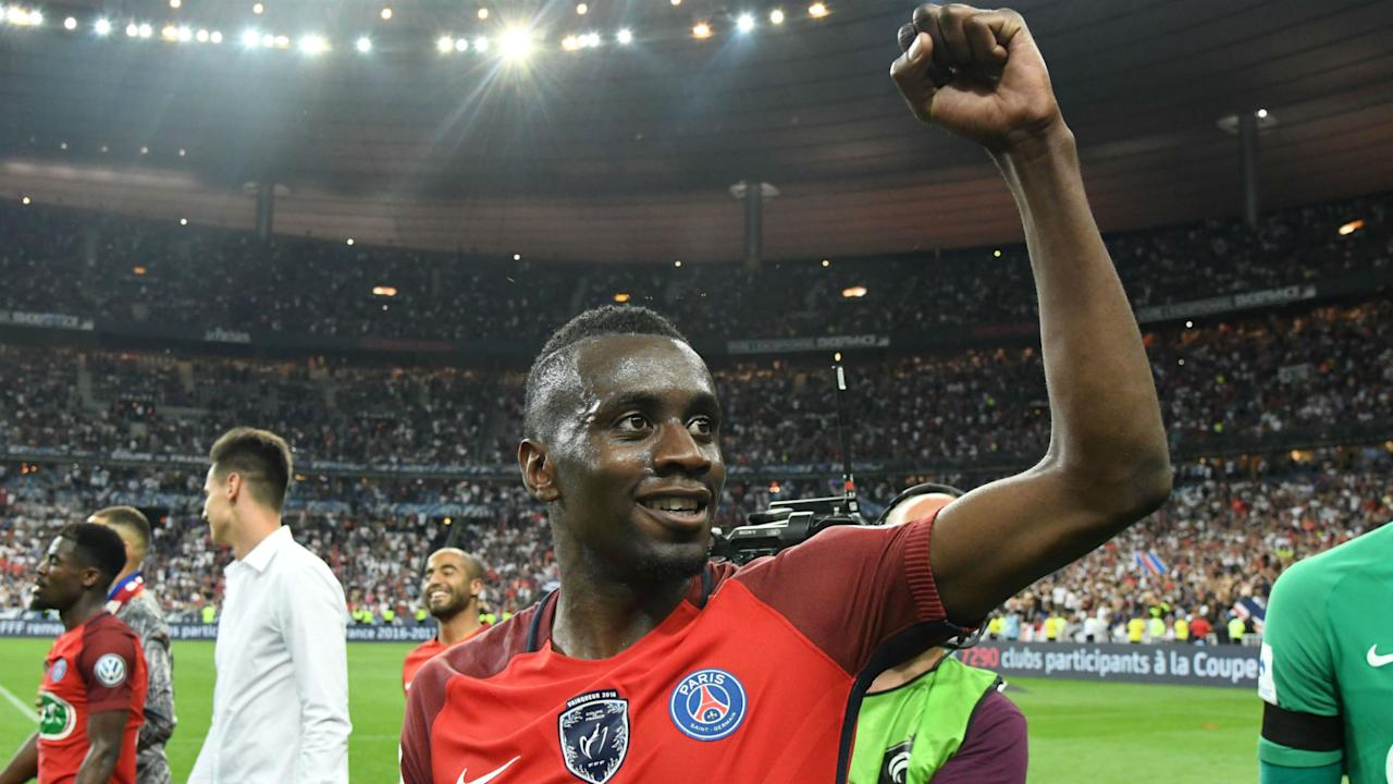 The France international has signed a three-year deal in Turin after spending six seasons with the Ligue 1 outfit
