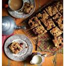 """<p>A delicious cake with a crunchy crumble almond topping.</p><p><strong>Recipe: <a href=""""https://www.goodhousekeeping.com/uk/food/recipes/a557249/blackberry-crumble-traybake/"""" rel=""""nofollow noopener"""" target=""""_blank"""" data-ylk=""""slk:Blackberry crumble traybake"""" class=""""link rapid-noclick-resp"""">Blackberry crumble traybake</a></strong></p>"""