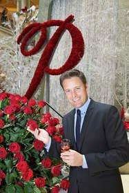 "UPDATE: Chris Harrison, Host of ABC-TV's ""The Bachelor,"" Unveils Newest Member of the Rose Family -- The Palazzo Rose"