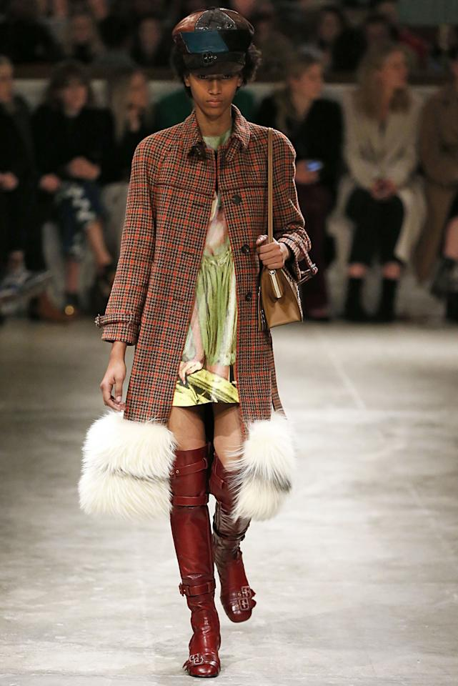 <p>Thick tights and/or tall boots (Prada here) are advised, asare a bum-covering coat and other cold-weather accoutrements until the thaw comes. But when it does—and it will, we promise—you'll be ready to frolic, which is why, if we had to choose, a shorter length would be voted our Most Useful.</p>