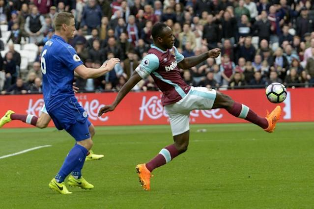 West Ham's Michail Antonio set to withdraw from England squad with hamstring injury