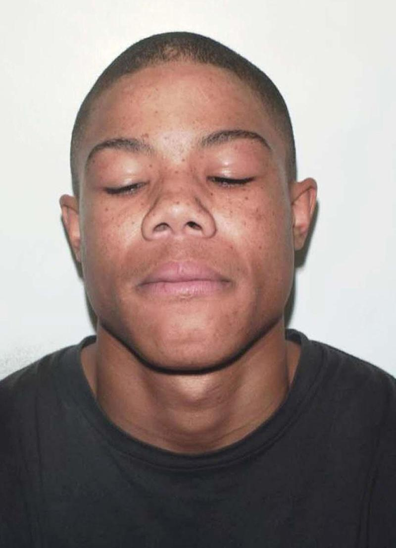 Undated Metropolitan Police handout of Ricky Preddie. One of the two brothers convicted over the killing of Damilola Taylor has been returned to jail amid accusations of failings by the probation service.