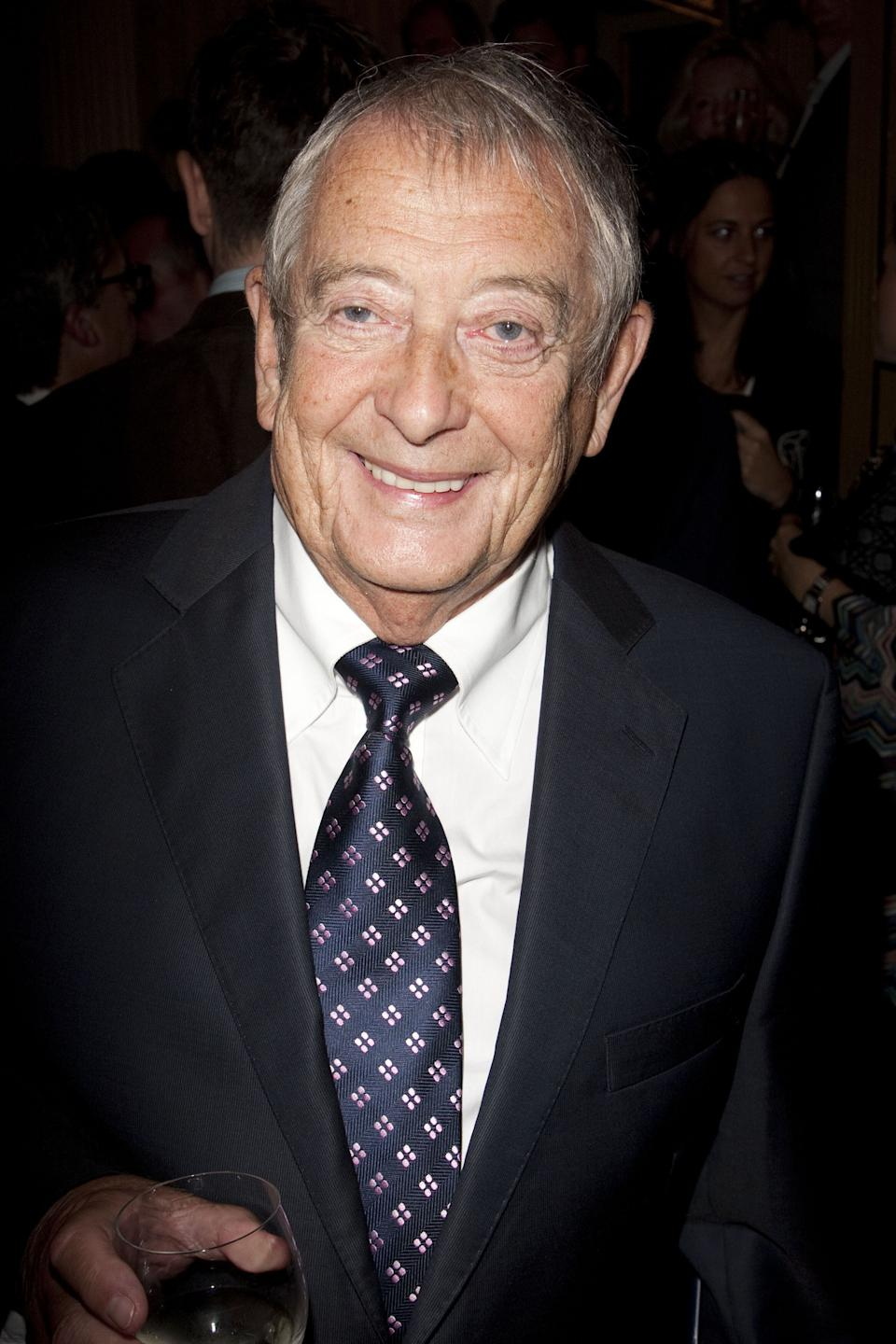 Actor Derek Fowlds was known for his roles in Heartbeat and Yes Minister.