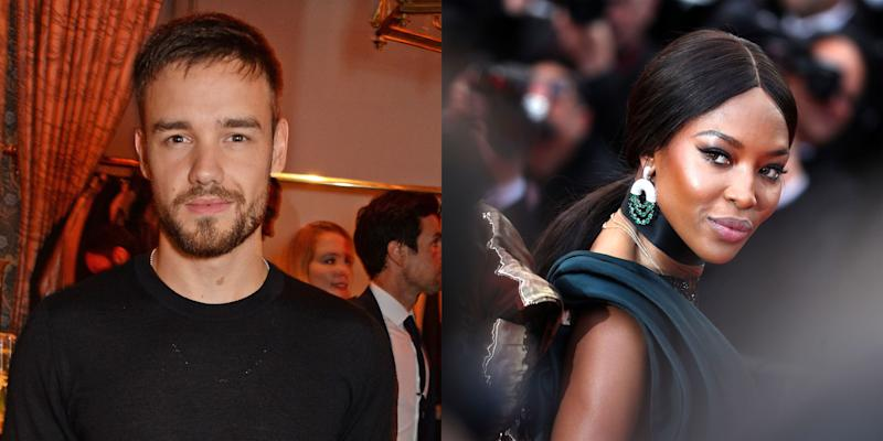 Liam Payne And Naomi Campbell Are Openly Flirting On Instagram