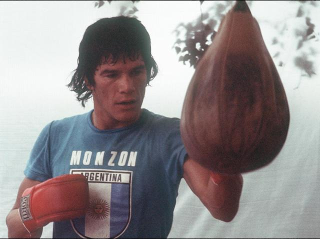 The fights and crimes of Carlos Monzon, Argentina's violent idol and one of boxing's greatest middleweights