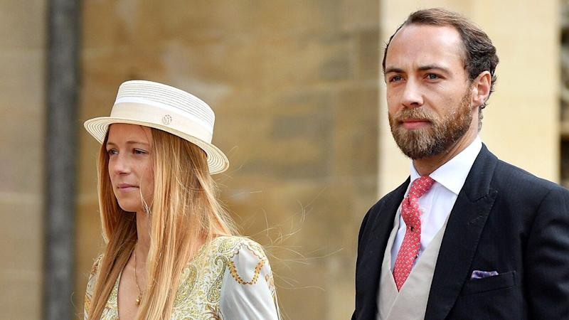 James Middleton Confirms Engagement to Alizee Thevenet with Ring Photo