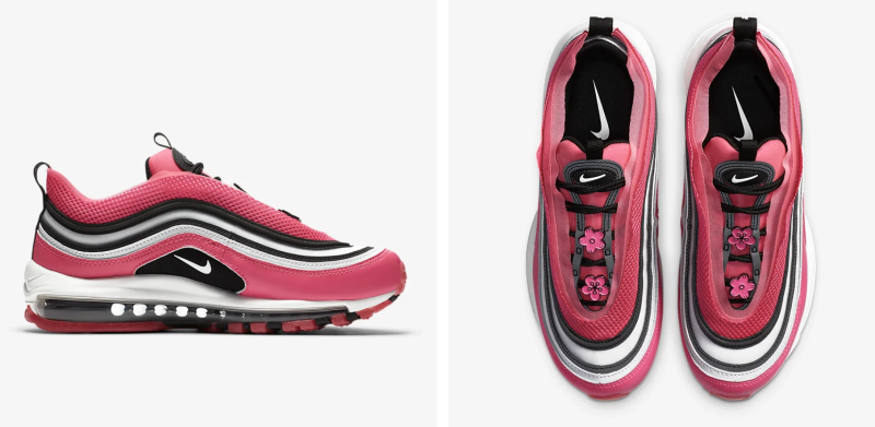 Nike Air Max 97 LX, Women's. PHOTO: Nike